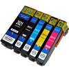 Epson 26XL Compatible Printer Ink Cartridges Multipack (5 inks)